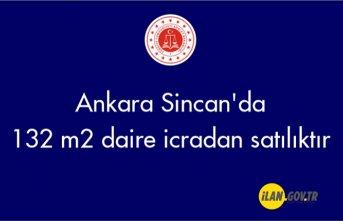 Ankara Sincan'da 132 m² daire icradan satılıktır