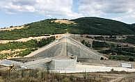 19 Mayıs Dağköy Barajı 100 yıllık su ihtiyacını karşılayacak