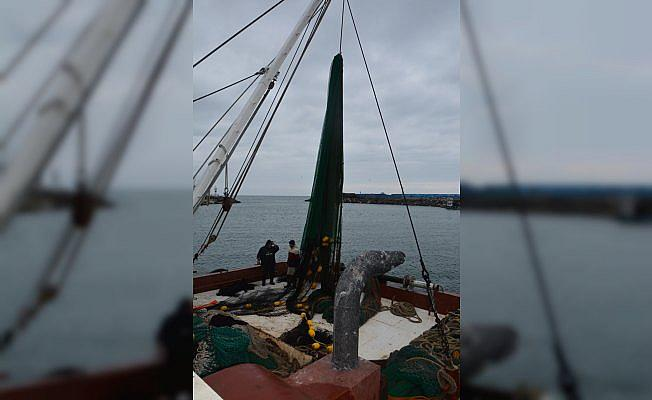 Batı Karadenizli balıkçılardan