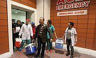 Samsun'da organ bağışı