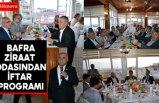 Bafra Ziraat Odası iftar programı