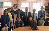 Emniyet Müdürü Aktaş engelli öğrencilerle buluştu