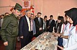 Sinop'ta TÜBİTAK 4006 Bilim Fuarı açıldı