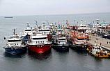 Balıkçılar hava şartlarının düzelmesini bekliyor