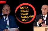 Bafra Ziraat Odası Başkanını seçti
