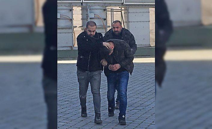 Bekçilerin yakaladığı uyuşturucu şüphelisi tutuklandı