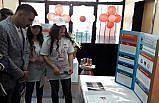 Doğankent'de TÜBİTAK Bilim Fuarı açıldı