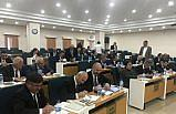 Giresun İl Genel Meclis Başkanlığına Şahin seçildi