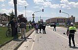 Düzce'de traktör ile motosiklet çarpıştı: 1 ölü