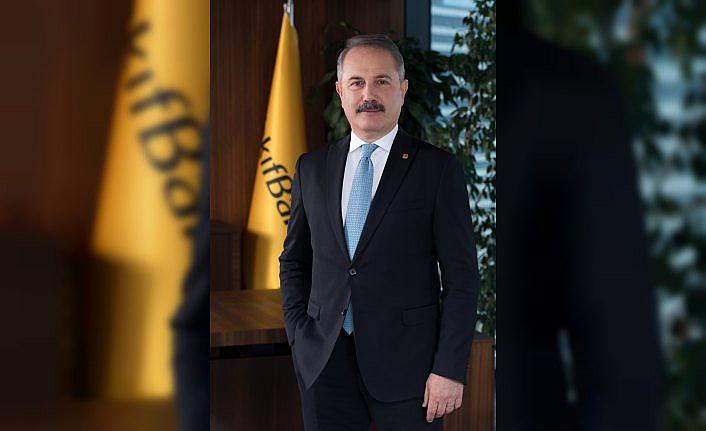 VakıfBank'ın yeni Genel Müdürü Abdi Serdar Üstünsalih oldu