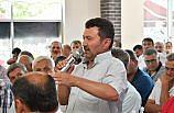 Bafra'da kırsal altyapı 5 yıl içinde tamamlanacak