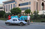 Bartın Üniversitesi ikinci elektrikli otomobilini üretti