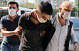 Samsun'da belediye önündeki silahlı saldırıyla ilgili yakalanan faillerden biri daha adliyede