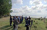 Kızılırmak Deltası ziyaretçilere