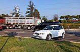 Samsun'da 3 aracın karıştığı trafik kazasında teğmen yaralandı