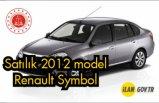 Satılık 2012 model Renault Symbol