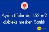 Aydın Efeler'de 152 m2 dubleks mesken Satılık