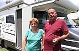 Karavan tutkunu çift, 14 yılda 15 ülke ile Türkiye'de 77 şehri gezdi
