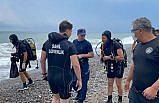 Kastamonu'da denizde kaybolan genci arama çalışmalarına ara verildi