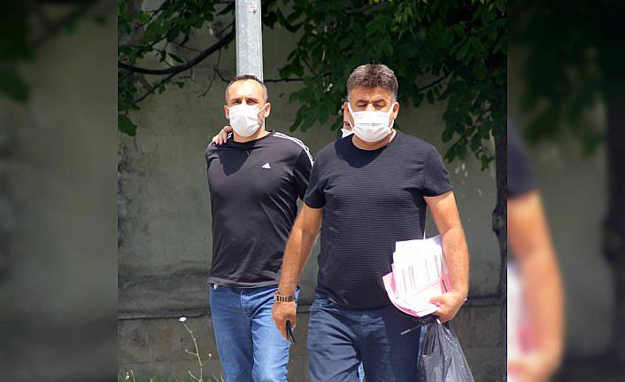 Samsun'da 1 kişinin öldüğü 3 kişinin yaralandığı kahvehane saldırısında 1 zanlı tutuklandı