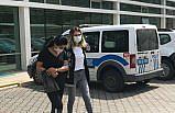 Samsun'da uyuşturucu operasyonunda yakalanan zanlı tutuklandı