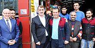 Milletvekili Köktaş,1 Kasım Seçimi Kapsamında Terme'de