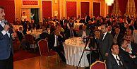 Milletvekili Köktaş, Canik' te Teşekkür Yemeğine Katıldı