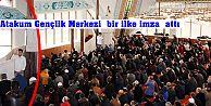 Samsun'da İşaret Diliyle Cuma Hutbesi