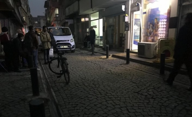 Düzce'de bir kişinin başından vurulmuş bulunması