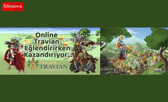 Online Travian Eğlendirirken Kazandırıyor...