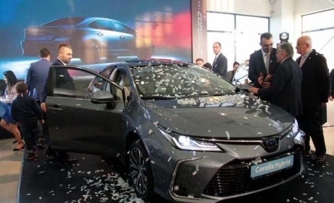 12. nesil Toyota Corolla'nın tanıtımı yapıldı