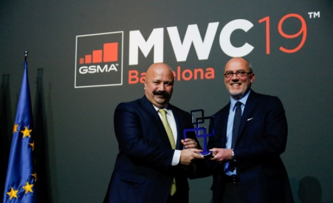 GSMA'dan Turkcell'e ödül