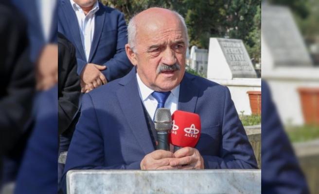 Ordu'da merhum gazeteciler mezarları başında anıldı