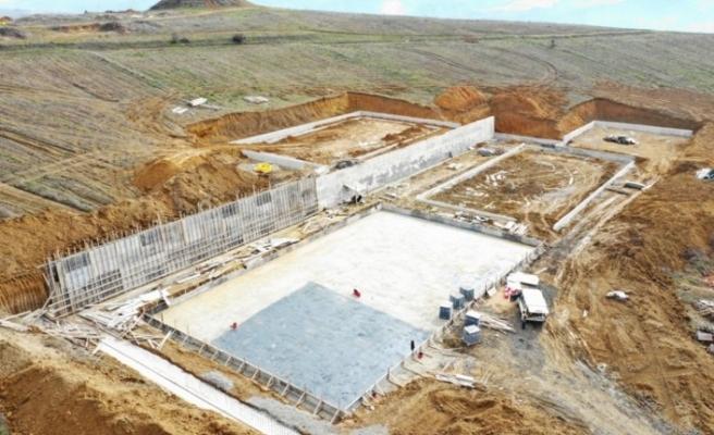 Safranbolu'da spor kompleksi temeli atıldı
