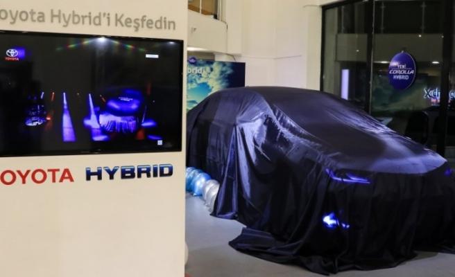 Samsun'da 12. nesil Toyota Corolla'nın tanıtımı yapıldı