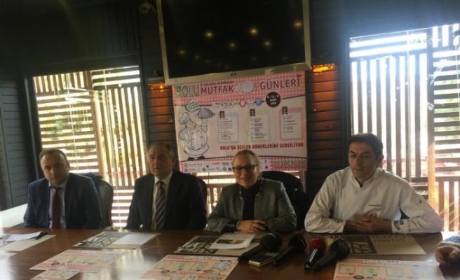 Dünya aşçıları Bolu'da hünerlerini sergileyecek