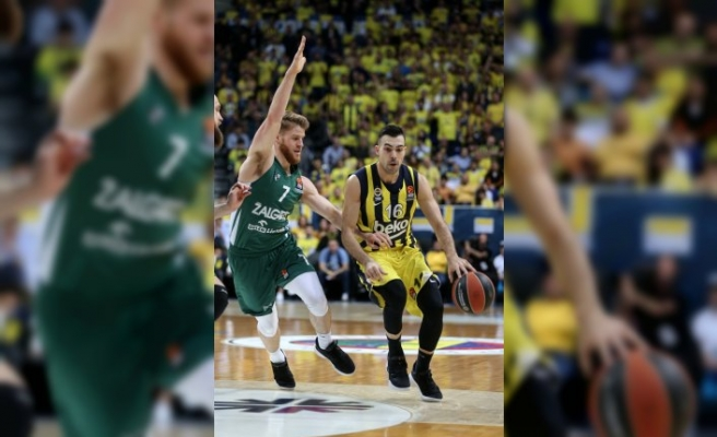 Basketbol: THY Avrupa Ligi play-off