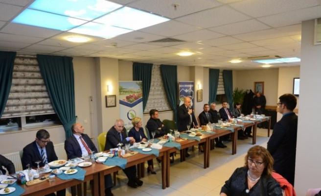 DÜ'de ilk Danışma Kurulu Toplantısı yapıldı