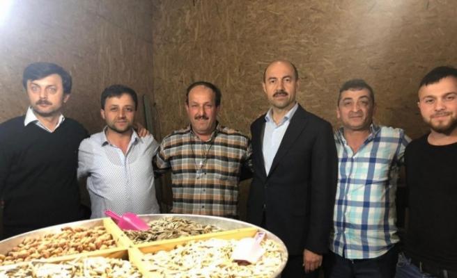 Terme'de ramazan etkinlikleri