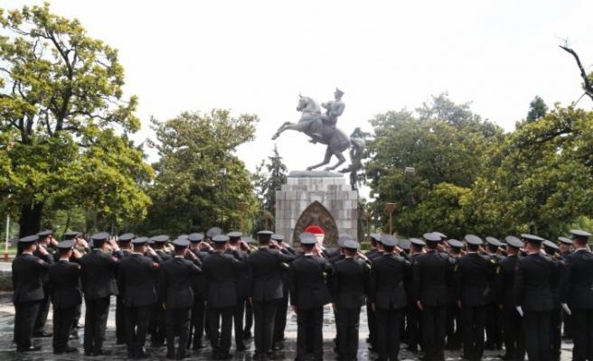Jandarma Teşkilatının kuruluşunun 180. yıl dönümü
