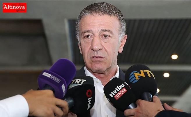 Ahmet Ağaoğlu'ndan transfer haberlerine tepki