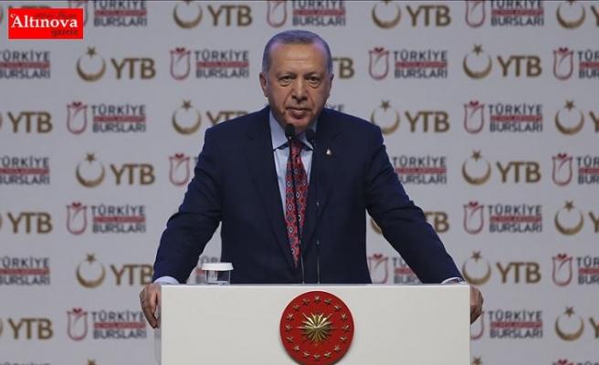 Cumhurbaşkanı Erdoğan: Şimdi alt yapıyı daha da güçlendirme ve kaliteyi yükseltme zamanıdır