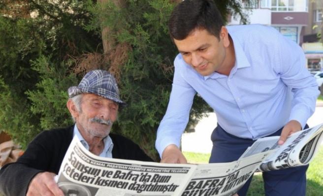 Milli Mücadele'nin 100. yılı için gazete hazırlandı