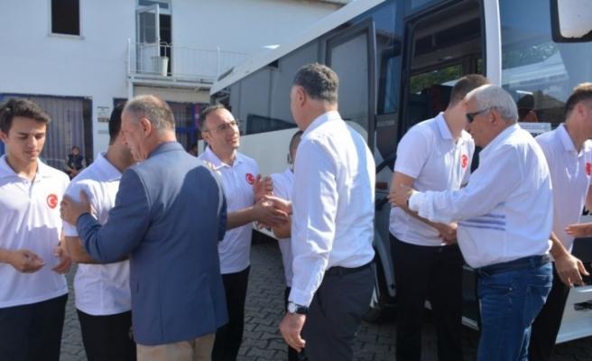 Oturarak Voleybol Avrupa Şampiyonası'na doğru