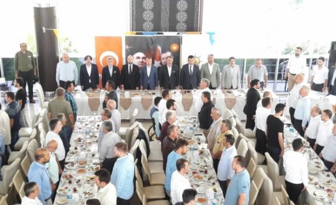 AK Parti Çarşamba İlçe Danışma Kurulu Toplantısı