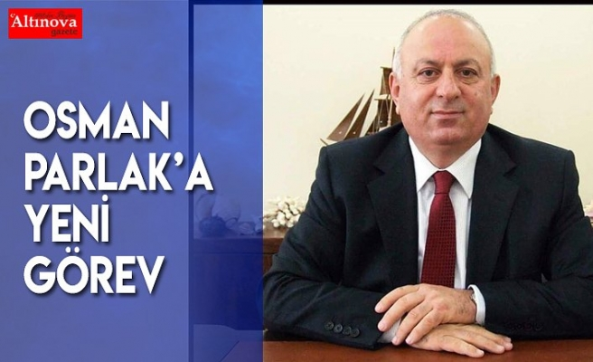 Bafralı İş İnsanı Osman Parlak'a Yeni Görev