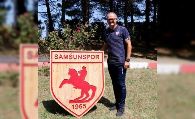 Samsunspor İrfan Buz ile yeni sezona hazır