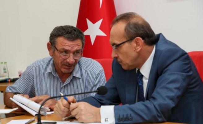 Vali Yavuz, vatandaşlarla buluşuyor