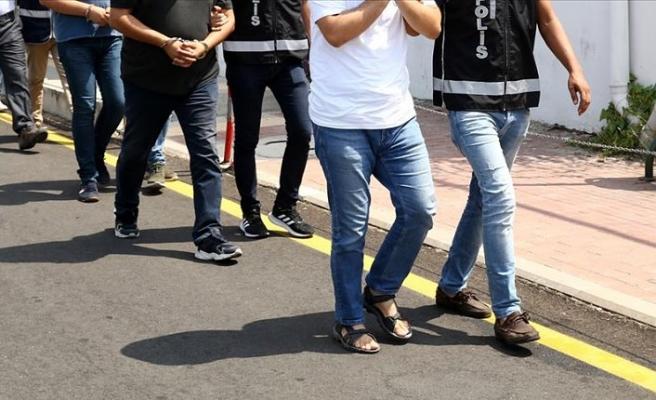 Adana merkezli 15 ilde FETÖ operasyonu: 22 gözaltı kararı