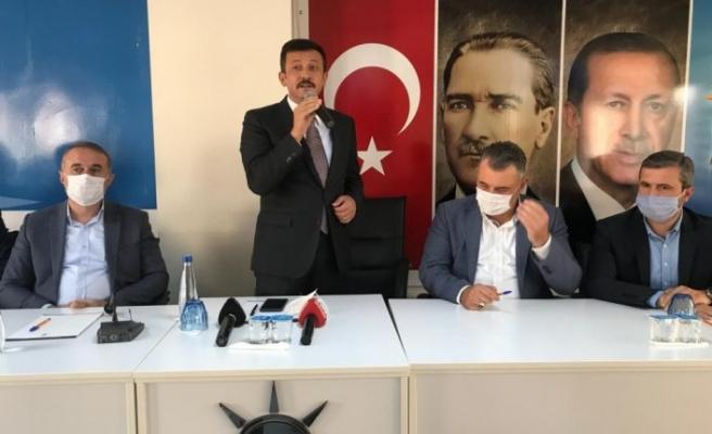 AK Parti'li Hamza Dağ: